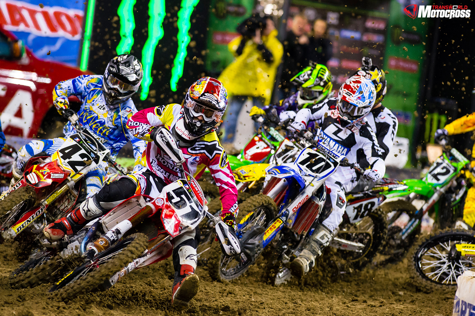 Create a Fantasy Supercross League