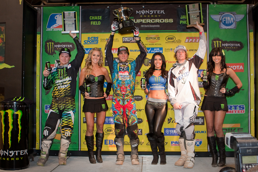 Join A Supercross Fantasy League